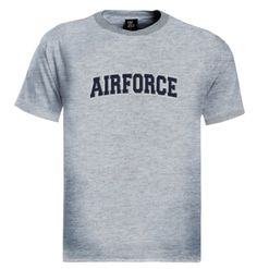 AIR FORCE logo Embroidered patch T-Shirt Brand new 100% cotton standard weight t-shirt as shown in the picture. Express yourself through our t-shirts and make a statement. Add this item to your shopping cart by choosing the size and color you like. - See more at: http://www.greenturtle.com/Army/US-Airforce/AIR-FORCE-logo-Embroidered-patch-T-Shirt-6706/#sthash.uWZWWTG2.dpuf