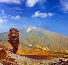 Tenerife - Mont Teide