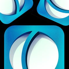 Icon app - Sea lovers app design by Miguel Antolín. - Best Mobile Designers In The World   Scoutzie
