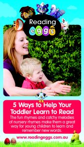 Discover 5 ways you can help your toddler learn the fundamentals of reading and develop their confidence!