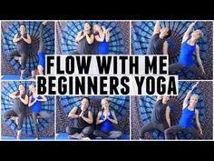 FLOW WITH ME | Beginners Yoga | JaaackJack - YouTube
