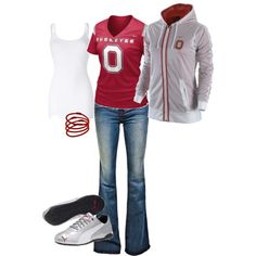 Game Day Outfit!