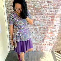 "12 Likes, 2 Comments - LuLaroeJeanieCha (@lularoejeaniecha) on Instagram: ""Purple is my favorite color. I looked up what the meaning was today and read this ""You are creative…"""