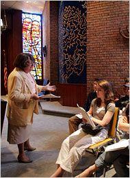 Pioneering Rabbi Who Softly Made Her Way - New York Times