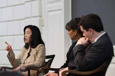 Former DC Chancellor of Education Michelle Rhee Addresses the Askwith Audience
