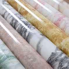 88.00$  Watch here - http://ali39q.worldwells.pw/go.php?t=32783516935 - 8 Colors 61cmx20m Marble Waterproof Vinyl Self adhesive Wallpaper Sticker Modern Contact Paper for Kitchen Cupboard home decor 88.00$