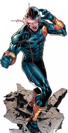 Cyclops (Ciclope) - X-Men - Scott Summers by Harvey Tolibao