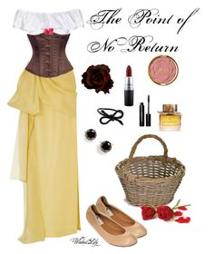 """The Point of No Return-Christine Daae from """"The Phantom of  the Opera"""""""