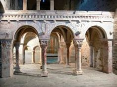 Chiesa abbaziale Serrabone, 1151, jubé