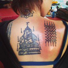 25 Best Ethnics Images Body Art Tattoos Thai Tattoo Thailand Tattoo