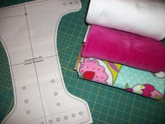 Simple Diaper-Sewing Tutorials: One-Size Hybrid Fitted