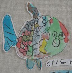 Kindergarten Rainbow Fish.