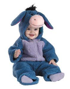 Eeyore Plush Costume Baby Costume