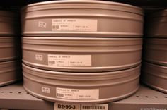 A 70mm print of Lawrence of Arabia, safe and sound in the vaults of Pickford Center in Hollywood