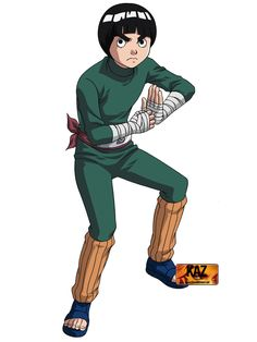 Rock Lee PTS by felipebiel214