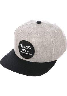 Brixton Wheeler - titus-shop.com  #Cap #AccessoriesMale #titus #titusskateshop