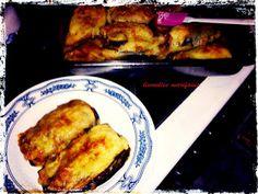 Οι λιχουδιές της Μαριφάνης: Παπουτσάκια...καλοκαιρινά με μανιτάρια και κολοκύθ... French Toast, Breakfast, Food, Morning Coffee, Meals, Yemek, Eten