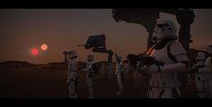 Star Wars - Red Suns Rising, Timur Kvasov on ArtStation at https://www.artstation.com/artwork/VDnyg