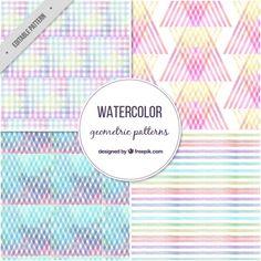 今人気のデザインパターン!幾何学模様柄だけを集めた素材集50選|ferret [フェレット]