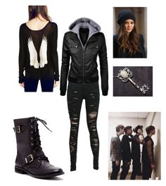 """""""Untitled #339"""" by gdbe ❤ liked on Polyvore featuring Sole Society"""