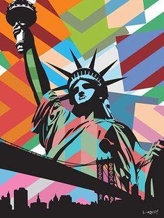 Pop Art New York #popart #newyork #art #ny
