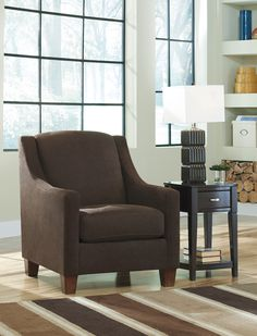 The accent chair from the 'Maier' collection