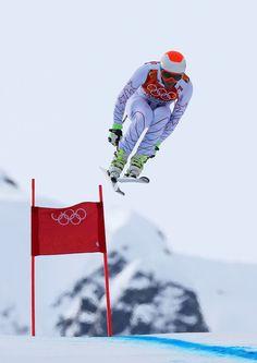 Bode Miller - Alpine Skiing - Winter Olympics Day 2