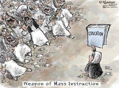 Atheism, Religion, God is Imaginary, Education. Education. Weapon of mass instruction.