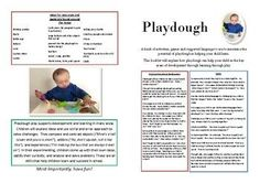 A leaflet comprising a bank of activities for teachers, support staff, childminders and parents to engage with their child to help their learning. Playdough Activities, Learning Activities, Baby Activities, Observation Examples, Eylf Learning Outcomes, Learning Stories Examples, Characteristics Of Effective Learning, Emergent Curriculum, Preschool Curriculum