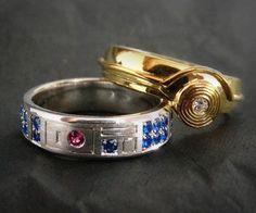 Starwars rings:D: