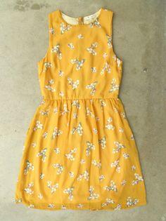 cutest spring dress ever via deloom