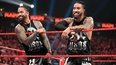 The official home of the latest WWE news, results and events. Get breaking news, photos, and video of your favorite WWE Superstars. Wwe Superstars, Usos Wwe, Champion, Gallows, Knee Injury, Wwe News, Wwe Photos, Guys, Sports