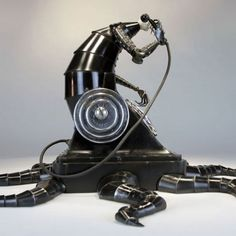 Repurposed Objects and Hammer-Formed Steel Sculptures