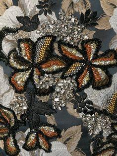 Shoppen Antonio Marras Jacquard-Kleid mit Perlenstickerei.