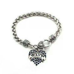 Navy Bracelet my sister would love