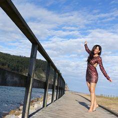 #dress #reddress #paillette #seaside #shot #photo #snapshot Link: wp.me/p6duxk-xo