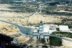 Farol do Cabo Carvoeiro, Portugal