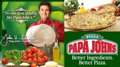Papa Johns: Free Large Pizza with Any $12 Order | Miss Money Bee