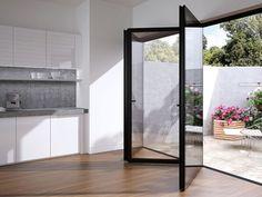 SL75 Lumi Flushed Glazed Bifold Sliding Doors | Slimline Glazing & Aluminium Systems