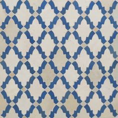 Mosaic House Darj 1-2 Glazed Ceramic Tile | $157 per square foot