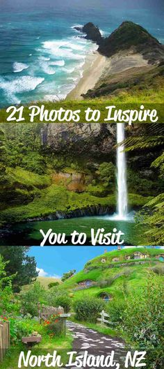 21 Photos to Inspire You to Visit the North Island, New Zealand – WhodoIdo: New Zealand's North Island is home to cosmopolitan cities, beautiful national parks, secluded beaches and film locations for Lord of the Rings & The Hobbit! | #whodoido #neazealandtravel #travelinspiration #northisland