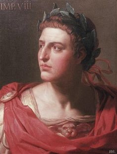 Portrait of emperor Otho. oil on canvas. Gerrit Van Honthorst.    Dutch. 1590-1656.