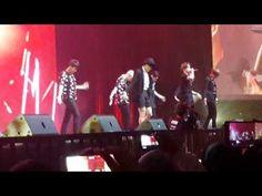 [FANCAM] 150911 1st SH POWER MUSIC WITH BTS in JAKARTA - N.O