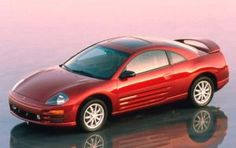 2000 Mitsubishi Eclipse GT I always wanted one of these!!!! Guess it won't happen since they aren't being made anymore :(