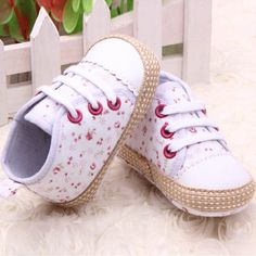 Lovely 0 12M Baby Kid Girl Crib Shoes Toddler Soft Sole Sneakers Prewalker  Free Shipping-in First Walkers from Mother & Kids on Aliexpress.com | Alibaba Group