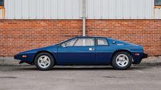 The Lotus Esprit: History, Generations, Specifications Jensen Interceptor, Lotus Esprit, Showroom, Convertible, Car, Collection, Instagram, Automobile, Vehicles
