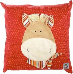 Horse Pillow, next project!