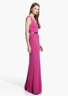 COUNTRY SPECIALS - Belt gown