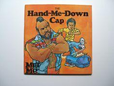 Vintage Mr. T and Me The Hand Me Down Cap 1985 de Lootbug en Etsy https://www.etsy.com/es/listing/238666245/vintage-mr-t-and-me-the-hand-me-down-cap