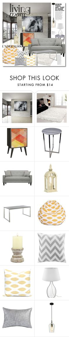 """""""Under 1000"""" by vkmd ❤ liked on Polyvore featuring interior, interiors, interior design, home, home decor, interior decorating, Ready2hangart, Manhattan Comfort, Threshold and Majestic Home Goods"""